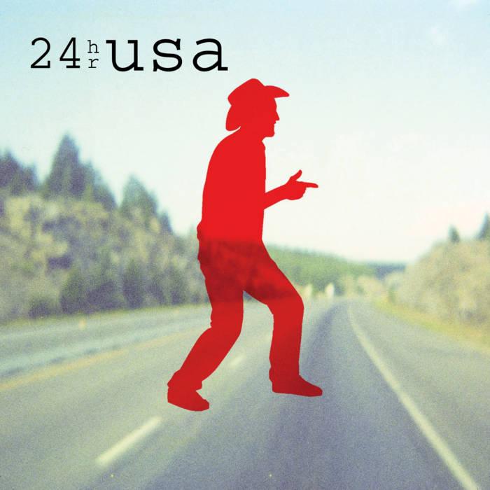 24 Hour USA cover art
