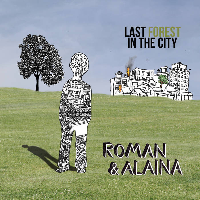 Last Forest In The City cover art