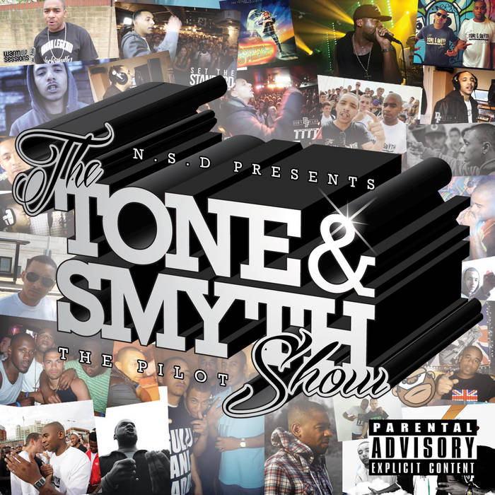 The Tone & Smyth Show (The Pilot) cover art