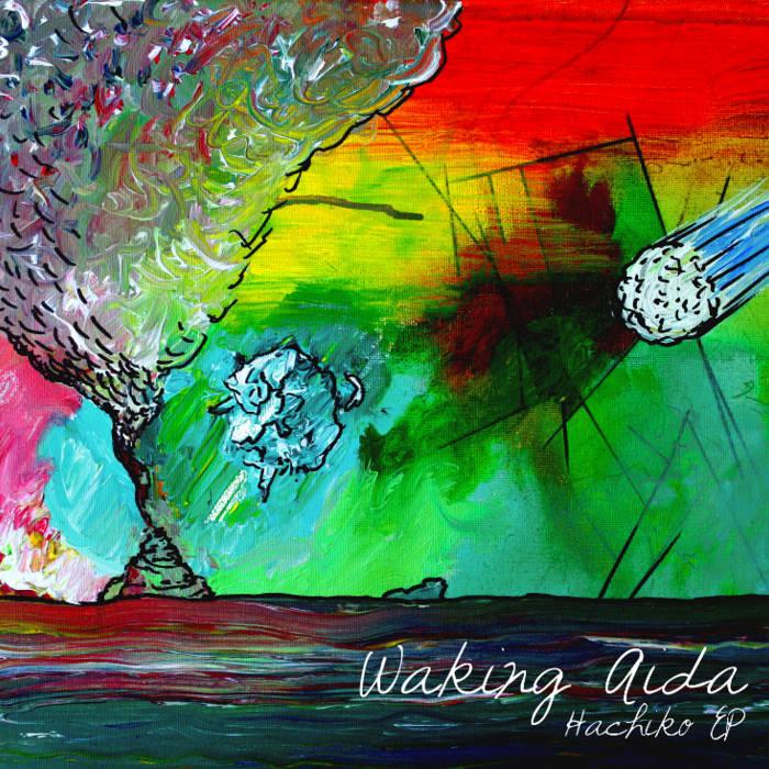 HACHIKO EP cover art