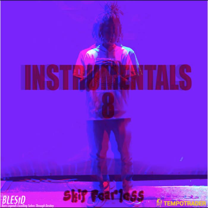 Instrumentals 8 cover art