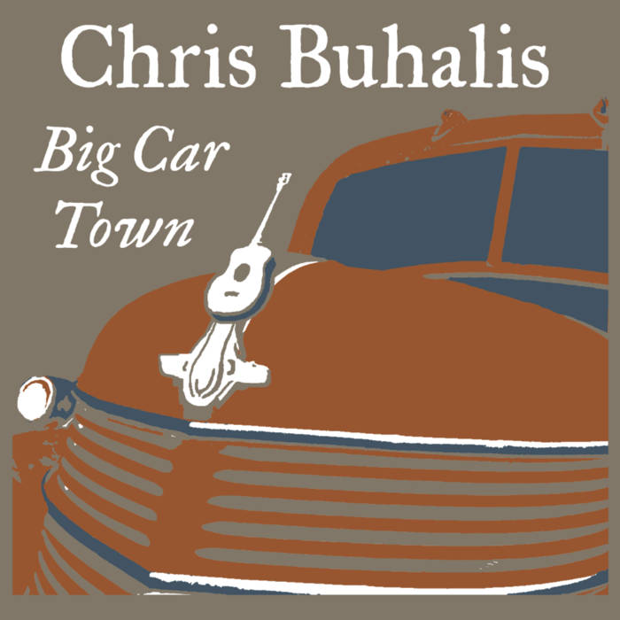 Big Car Town cover art