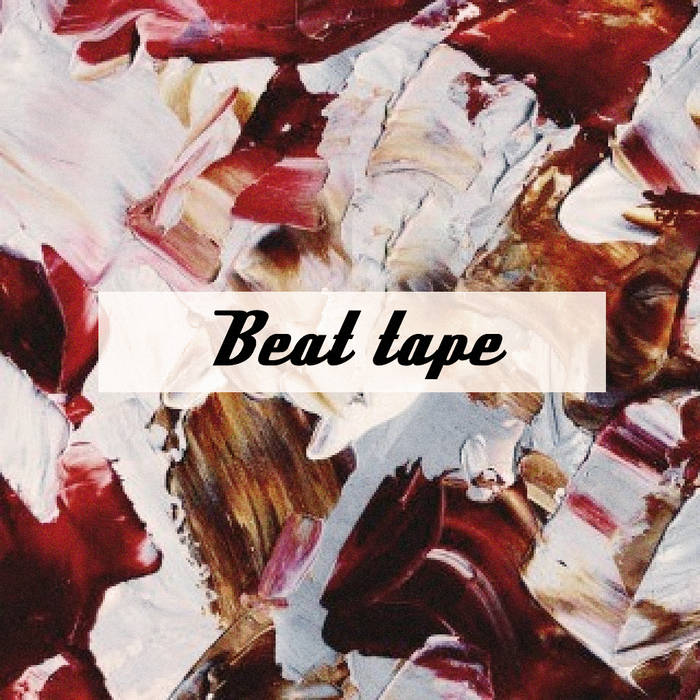 Beat tape cover art