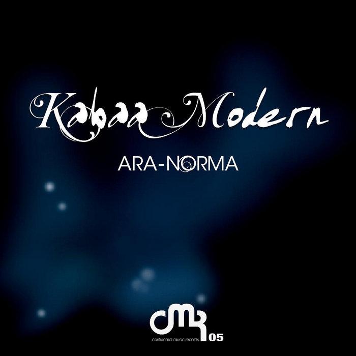 [CMR05] KABAA MODERN - ARA-NORMA cover art