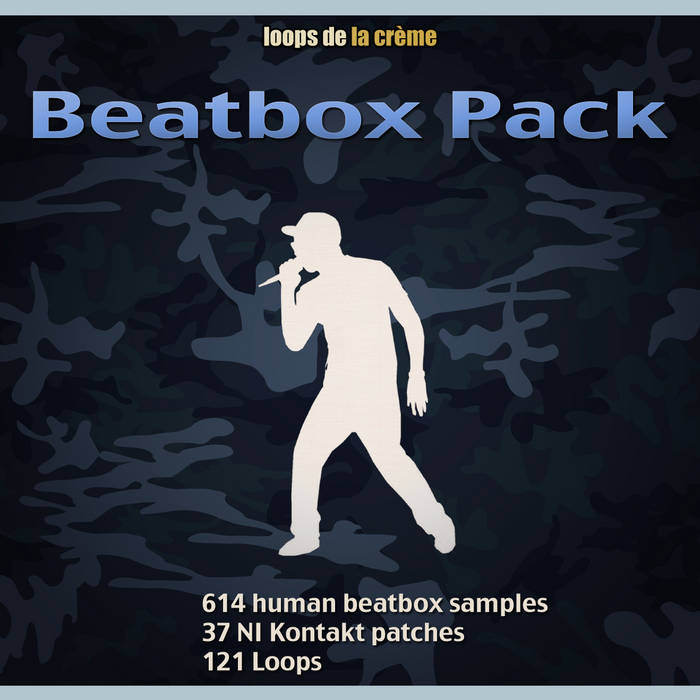BEATBOX PACK cover art