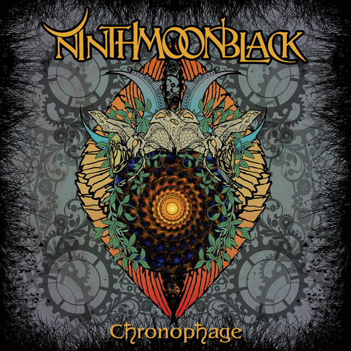 Chronophage cover art