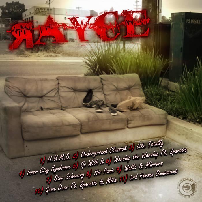3 P.O. cover art