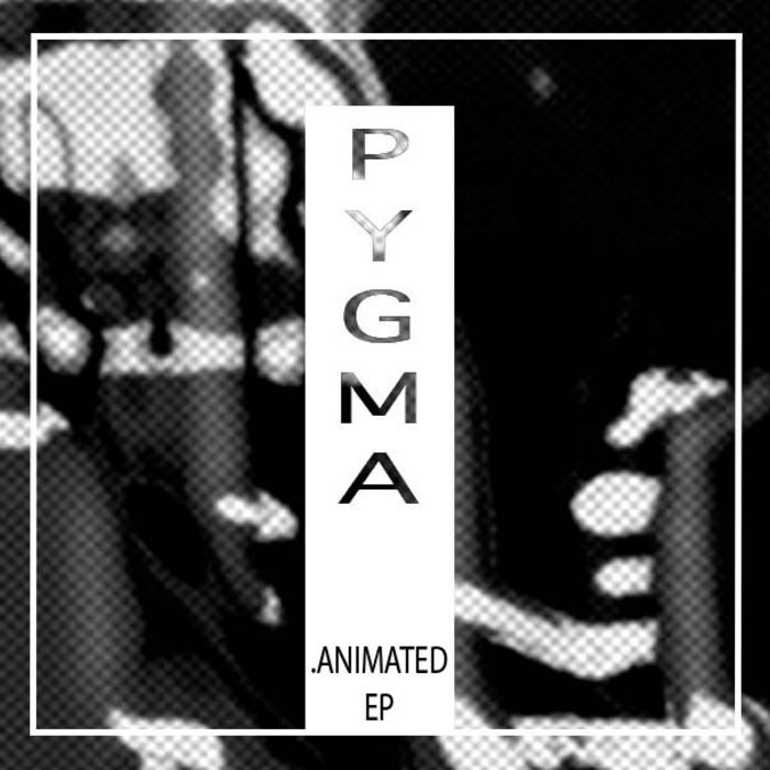 .Animated EP cover art