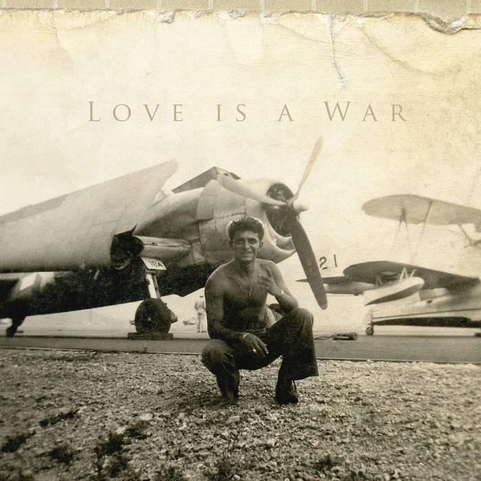 Love is a War cover art
