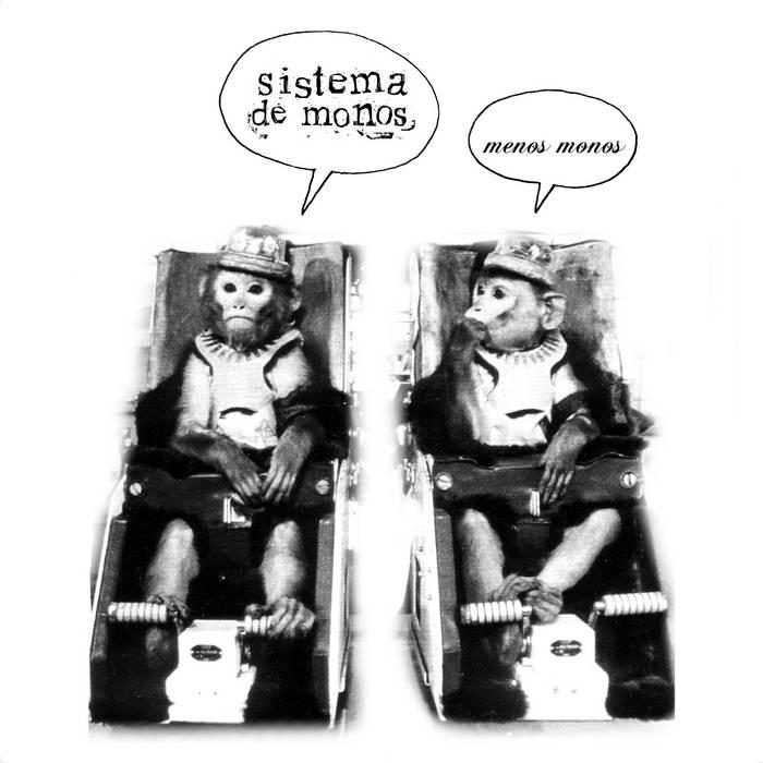Menos monos cover art