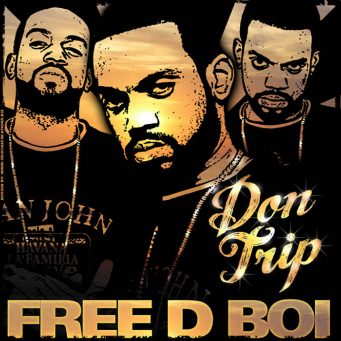 Free D Boi cover art