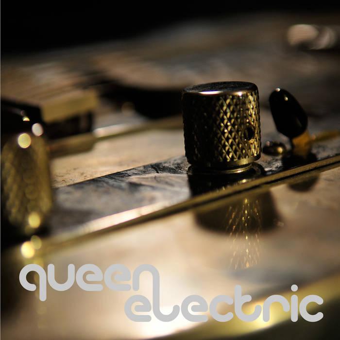 queen electric cover art