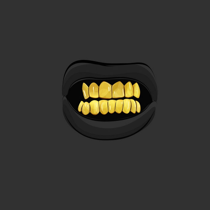 Gold Grillz cover art
