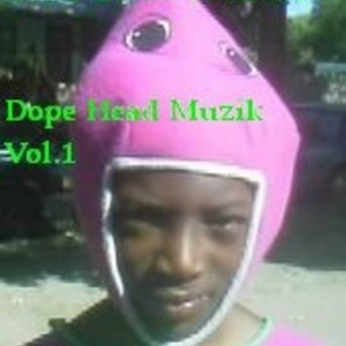Dopehead Musick Vol. 1 cover art