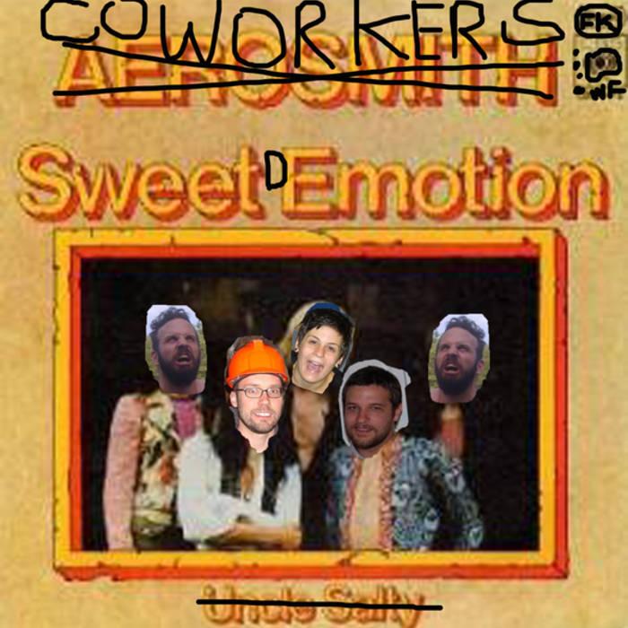 The Demotion LP cover art