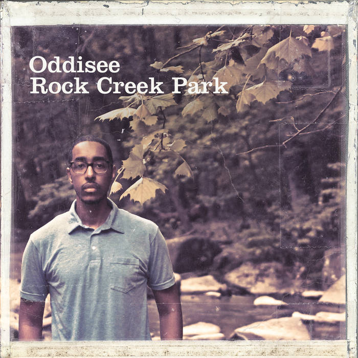 Rock Creek Park cover art