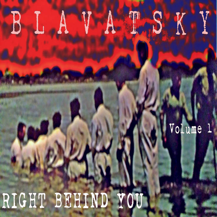 Right Behind You   Vol 1 cover art