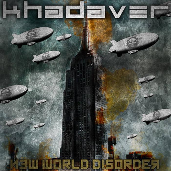 New World Disorder cover art