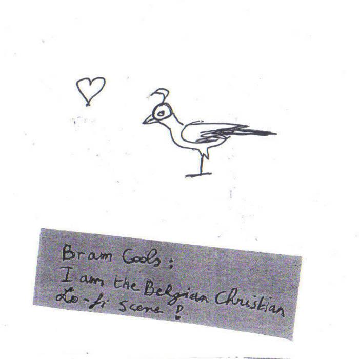 I am the Belgian Christian lo-fi scene! cover art