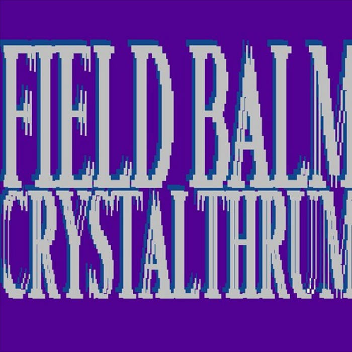 Crystalthrum cover art