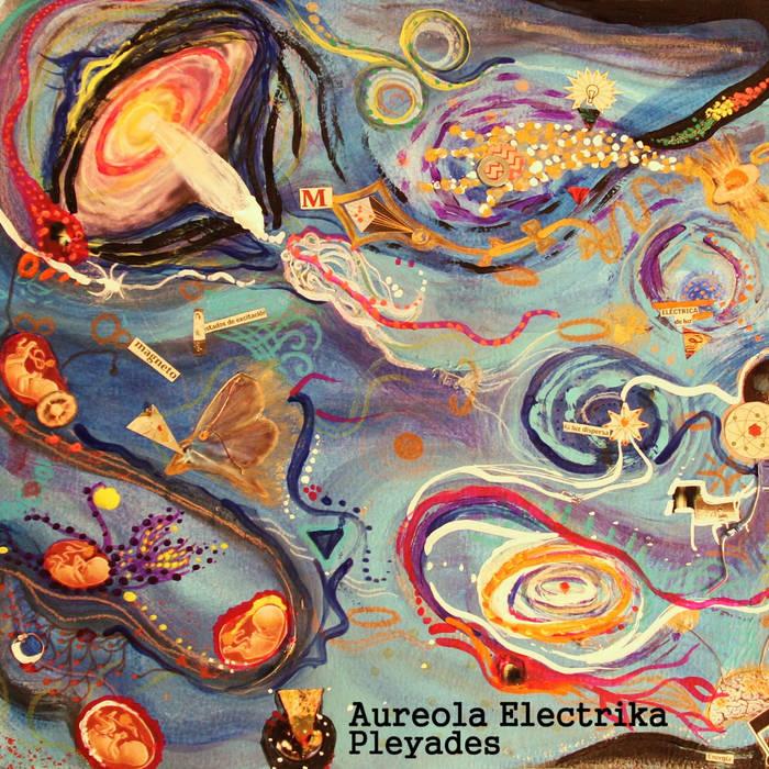 Pleyades cover art