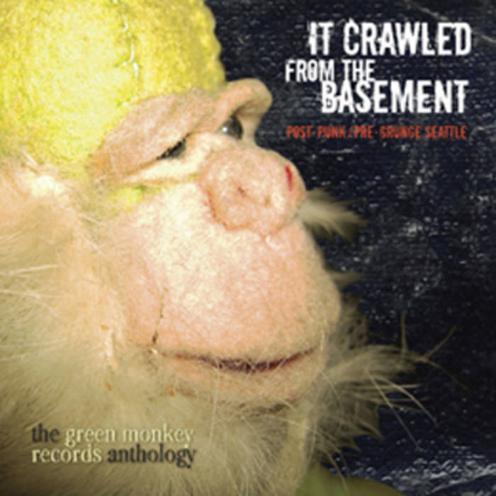 It Crawled From The Basement - The Green Monkey Records Anthology cover art