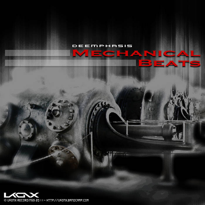 Mechanical Beats cover art
