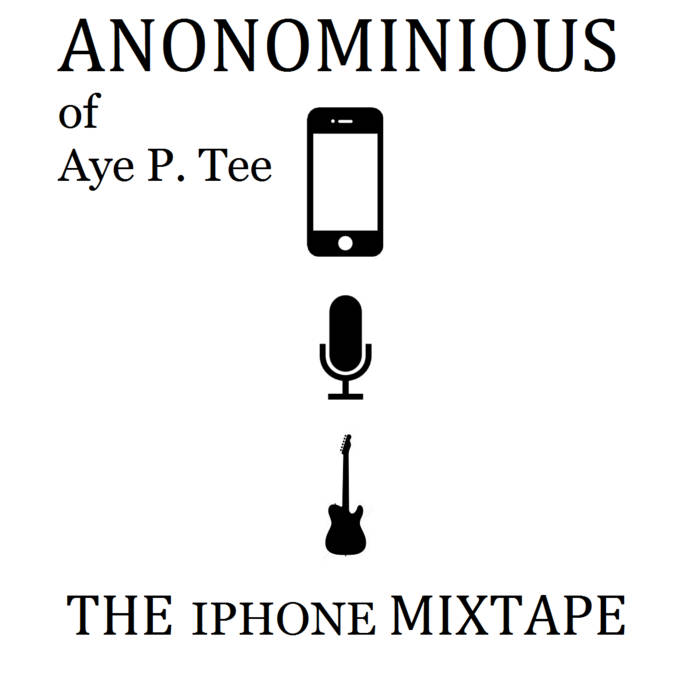 The iPhone Mixtape cover art