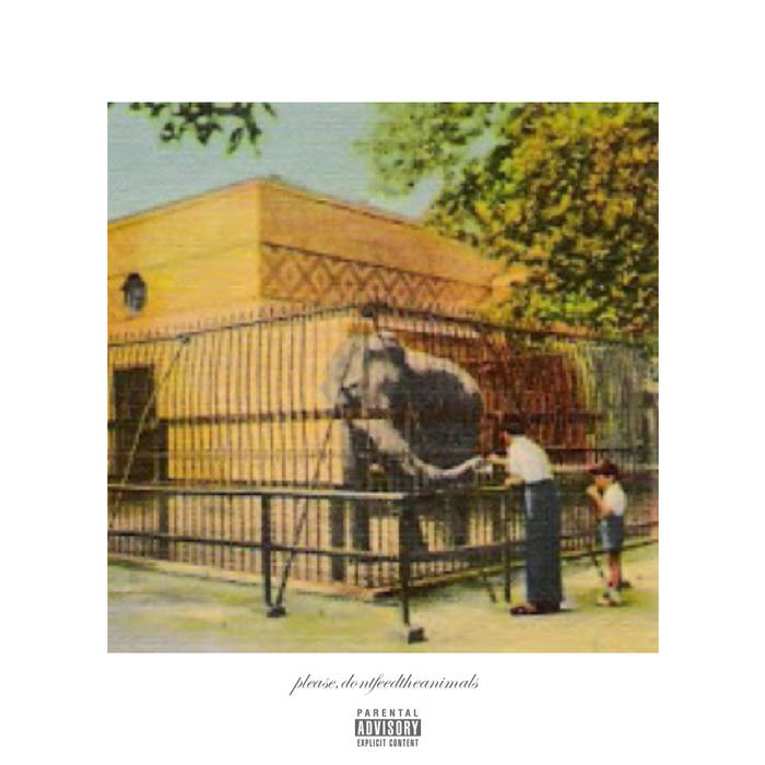 Please, Don't Feed the Animals cover art