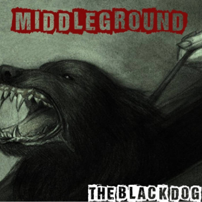 The Black Dog cover art