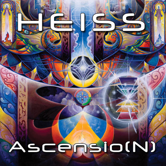 Ascensio(N) cover art