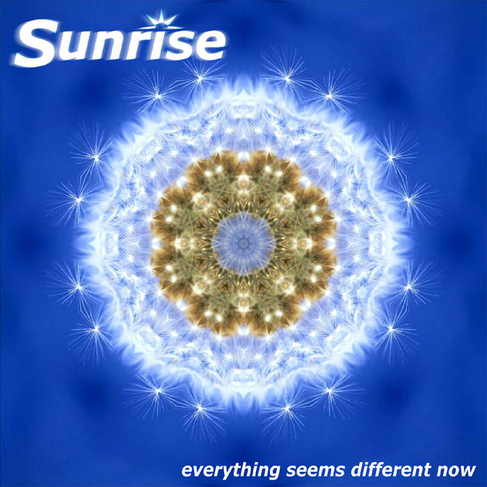 Everything Seems Different Now cover art