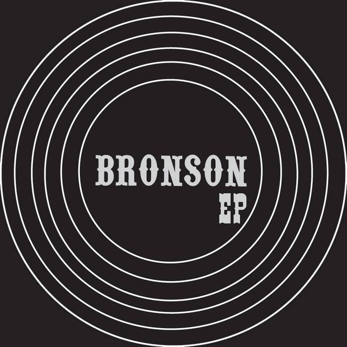 The Bronson EP cover art