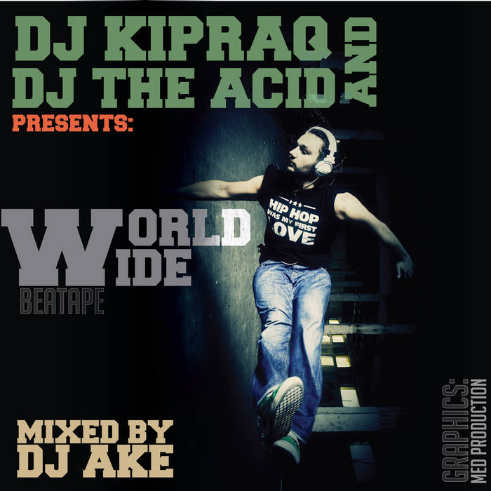 Worldwide Vol.1 (Hip-Hop Beatape) cover art