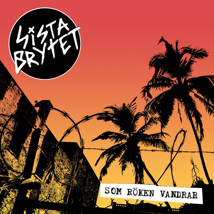 Som Röken Vandrar (single) cover art