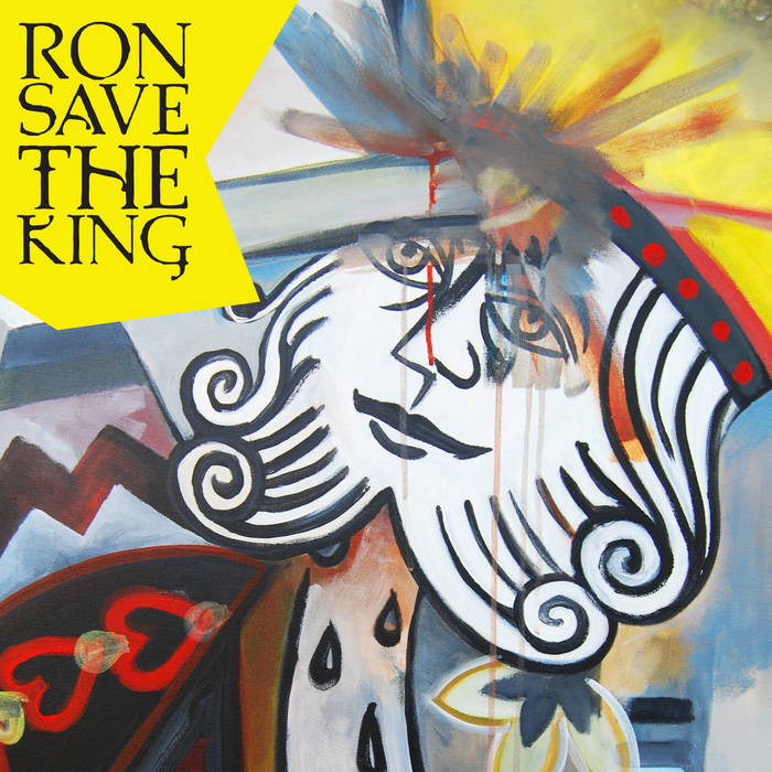 Ron Save The King cover art