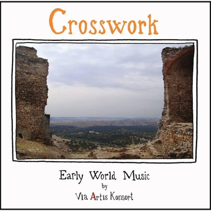 Crosswork cover art
