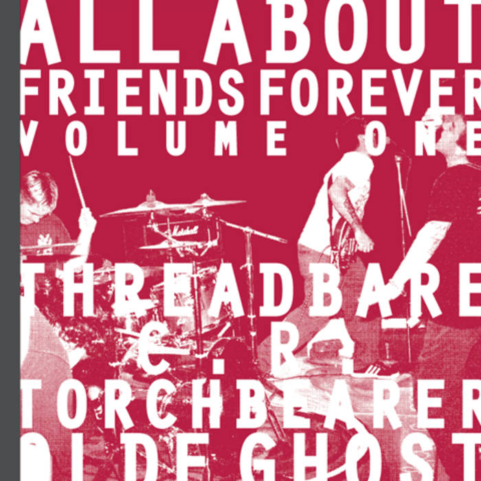 ALL ABOUT FRIENDS FOREVER VOL.1 cover art