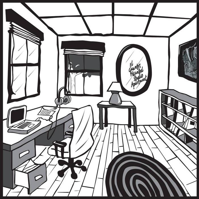 El Guante's Haunted Studio Apartment cover art