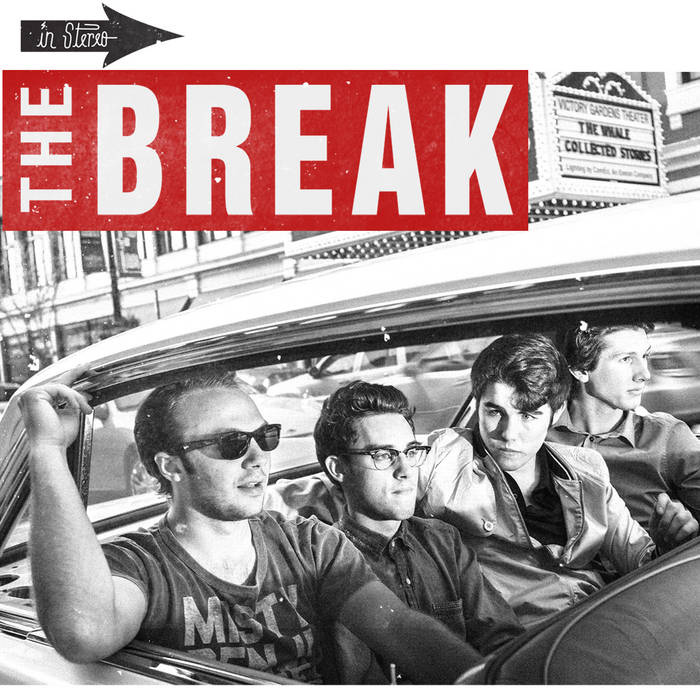 The Break In Stereo cover art