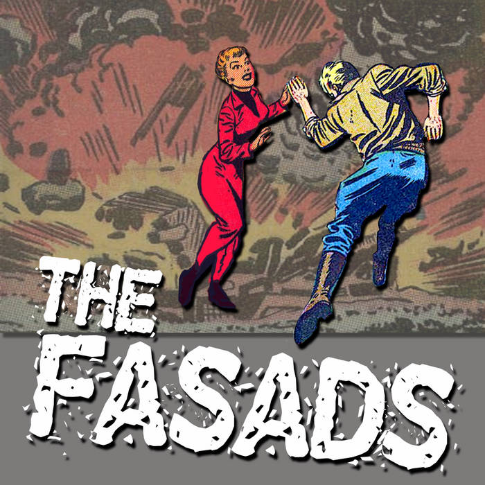 The Fasads EP cover art