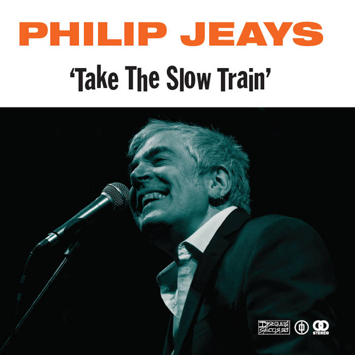 Take The Slow Train cover art