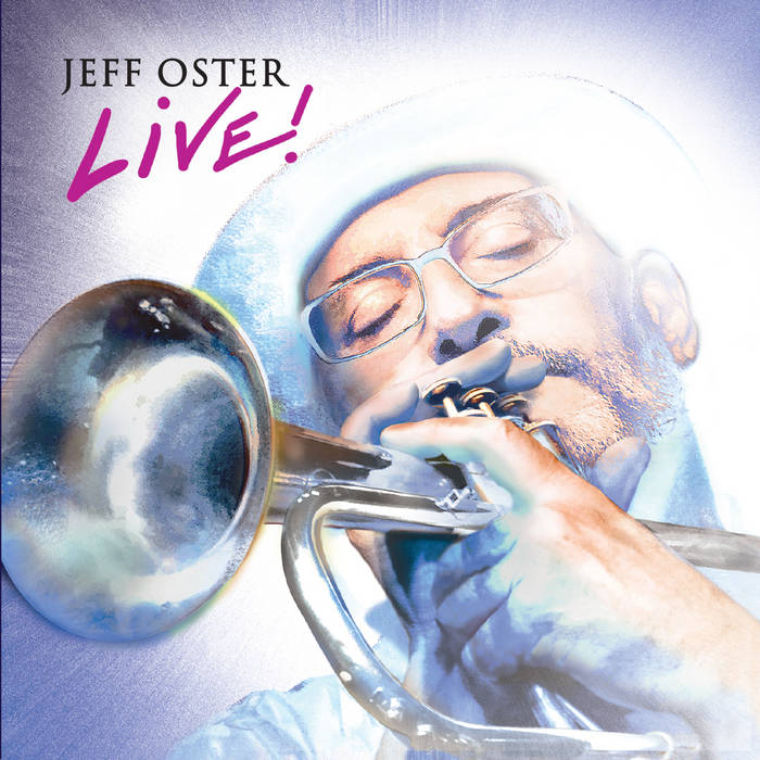 Jeff Oster LIVE! cover art