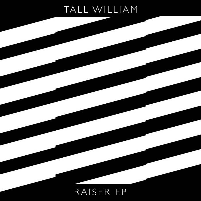 Raiser EP cover art