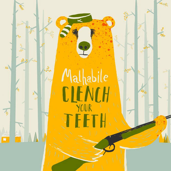 Clench your Teeth EP cover art