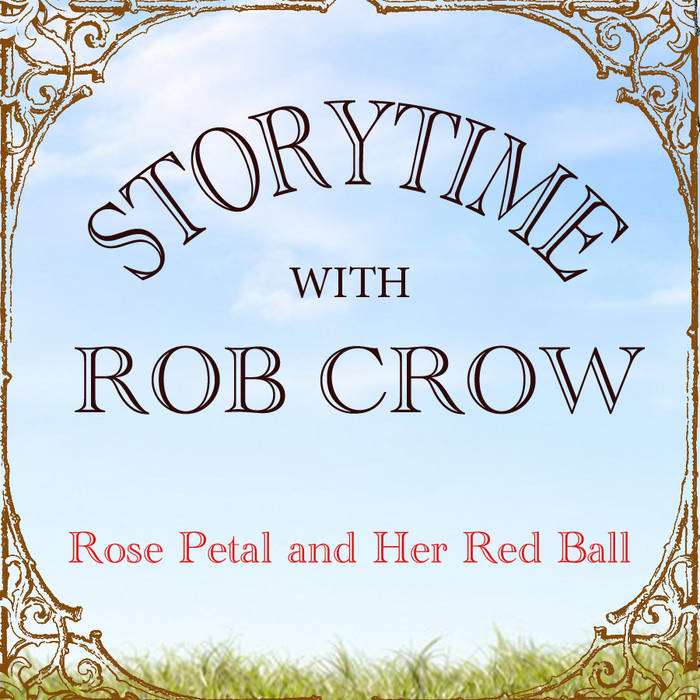 Rose Petal and Her Red Ball cover art
