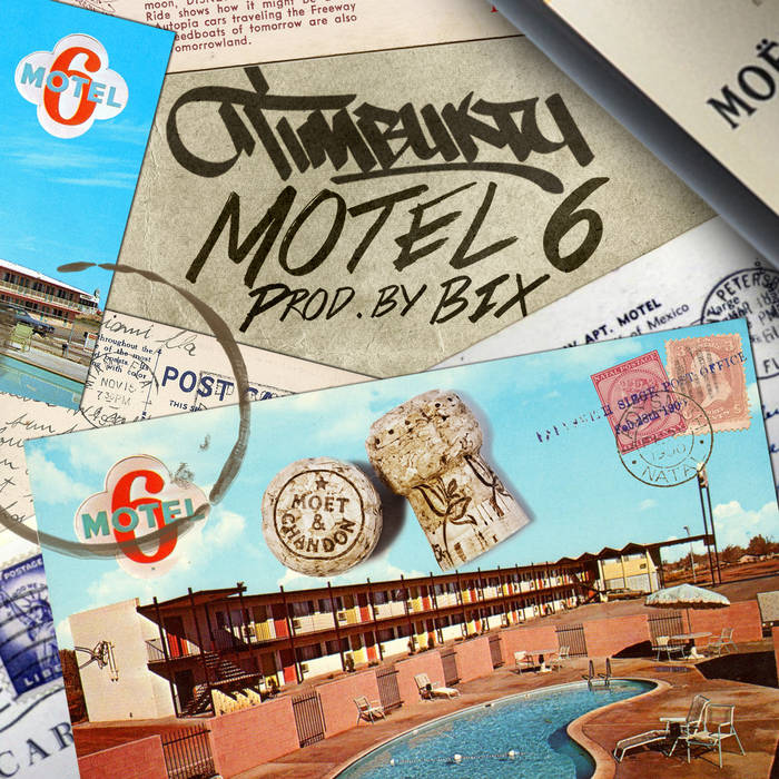 Motel 6 (Single Pack) cover art