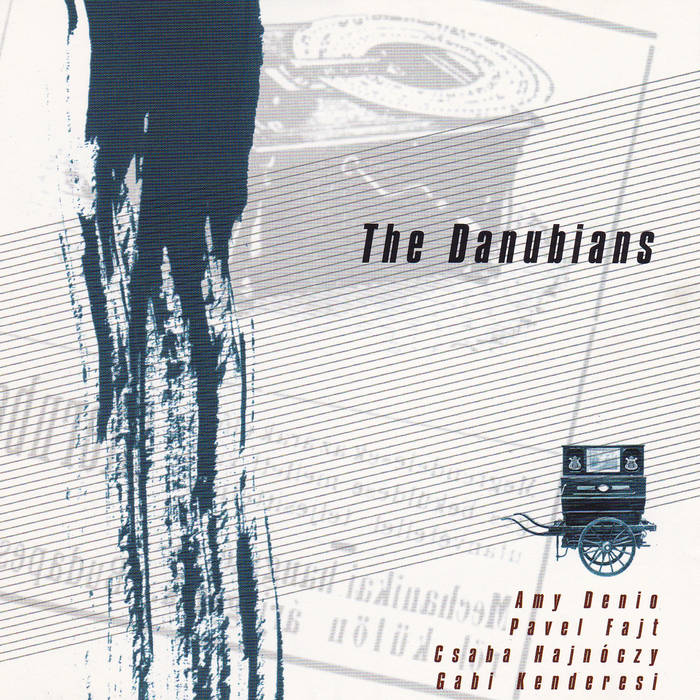 The Danubians cover art