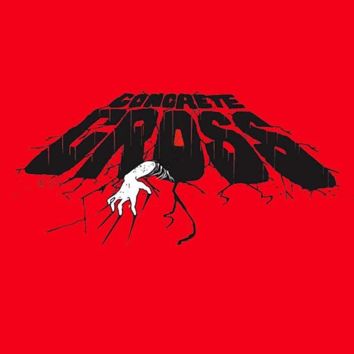 Concrete Cross cover art