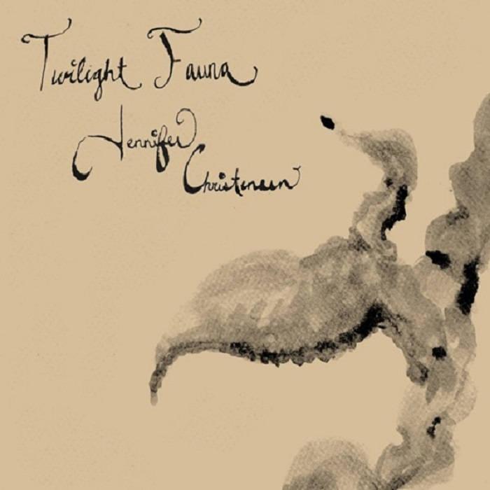 Twilight Fauna/Jennifer Christensen Split cover art